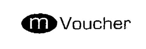 M VOUCHER