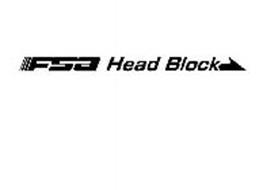 FSA HEAD BLOCK