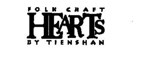 FOLK CRAFT HEARTS BY TIENSHAN