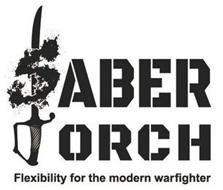 SABER TORCH FLEXIBILITY FOR THE MODERN FIGHTER