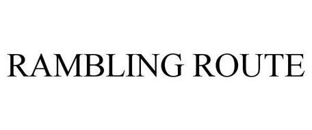 RAMBLING ROUTE