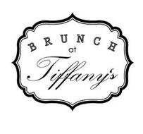 BRUNCH AT TIFFANY'S