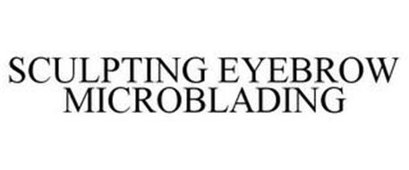 SCULPTING EYEBROW MICROBLADING