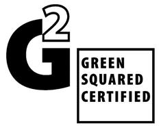 G2 GREEN SQUARED CERTIFIED
