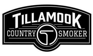 TILLAMOOK COUNTRY SMOKER