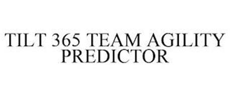 TILT 365 TEAM AGILITY PREDICTOR