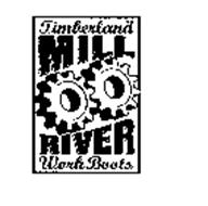 MILL RIVER TIMBERLAND WORK BOOTS