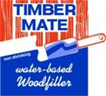 TIMBER MATE NON SHRINKING WATER-BASED WOODFILLER