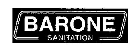 BARONE SANITATION