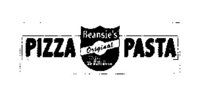 BEANIE'S ORIGINAL PIZZA OF PATERSON PIZZA PASTA