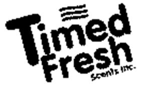 TIMED FRESH SCENTS INC.