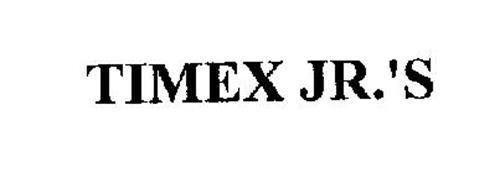 TIMEX JR.'S