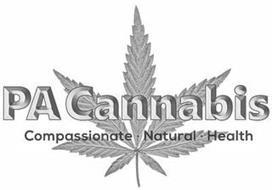 PA CANNABIS COMPASSIONATE NATURAL HEALTH