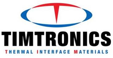T TIMTRONICS THERMAL INTERFACE MATERIALS