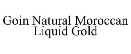 GOIN NATURAL MOROCCAN LIQUID GOLD