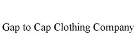 GAP TO CAP CLOTHING COMPANY