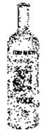 VOLK VODKA PREMIUM IMPORTED KVINT SINCE 1897