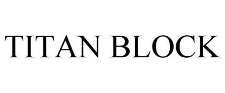 TITAN BLOCK
