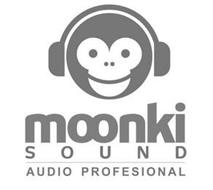 MOONKI SOUND AUDIO PROFESIONAL