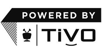 POWERED BY TIVO
