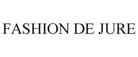 FASHION DE JURE