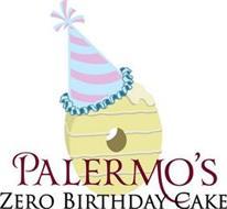 PALERMO'S ZERO BIRTHDAY CAKE