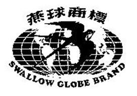 SWALLOW GLOBE BRAND