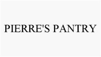 PIERRE'S PANTRY