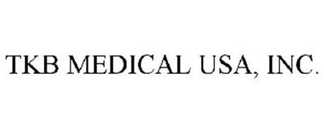 TKB MEDICAL USA, INC.