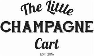 THE LITTLE CHAMPAGNE CART EST. 2016