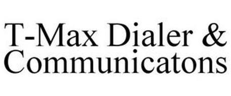 T-MAX DIALER & COMMUNICATONS