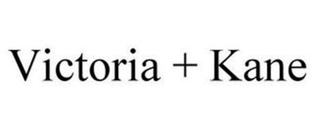 VICTORIA + KANE