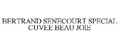 BERTRAND SENECOURT SPECIAL CUVEE BEAU JOIE