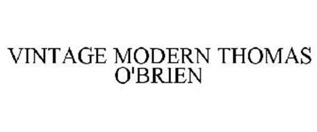 Vintage moderno thomas obrien jarrones