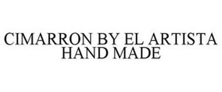CIMARRON BY EL ARTISTA HAND MADE