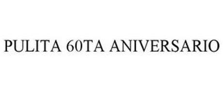 PULITA 60TA ANIVERSARIO