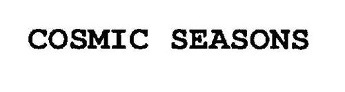 COSMIC SEASONS