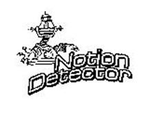 NOTION DETECTOR