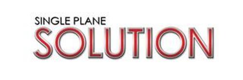 SINGLE PLANE SOLUTION
