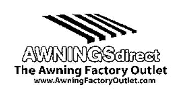 AWNINGSDIRECT THE AWNING FACTORY OUTLET WWWAWNINGFACTORYOUTLETCOM