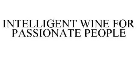 INTELLIGENT WINE FOR PASSIONATE PEOPLE