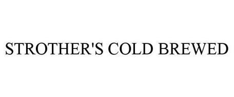STROTHER'S BREWED COLD