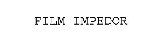 FILM IMPEDOR