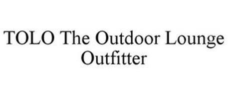 TOLO THE OUTDOOR LOUNGE OUTFITTER