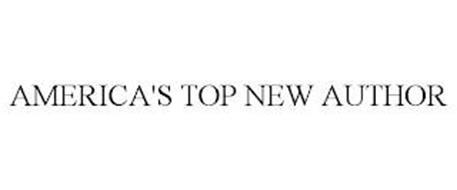 AMERICA'S TOP NEW AUTHOR