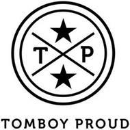 TOMBOY PROUD T P