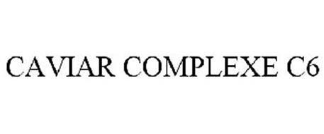 CAVIAR COMPLEXE C6