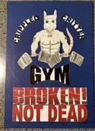 CRIPPLED CRITTER GYM BROKEN! NOT DEAD