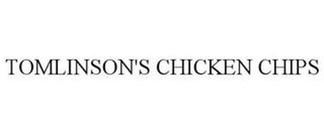 TOMLINSON'S CHICKEN CHIPS