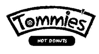 TOMMIE'S HOT DONUTS